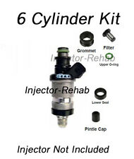 #65L-13761-00-00 Fuel Injector Service Kit 1997-2005 150-250HP YAMAHA OUTBOARD