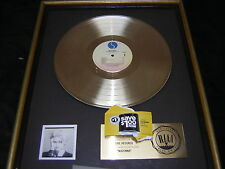 MADONNA RIAA RECORD AWARD FLOATER  1982 LUCKY STAR BORDERLINE DEBUT