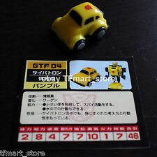 Transformers WST Worlds Smallest G1 Bumblebee by Takara