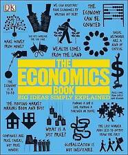 NEW The Economics Book (Big Ideas Simply Explained) by DK