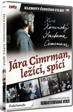 Jara Cimrman Lying, Sleeping (lezici, spici) REMASTERED DVD English subtitles