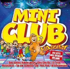MINI CLUB KLASSIKER (DJ ÖTZI/NIGEL/BLACK LACE/VOLKER ROSIN/+) CD 20 TRACKS NEU