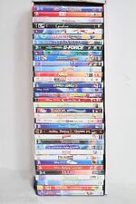 Disney Dreamworks HUGE LOT of 37 Childrens DVDs! Up, Bolt, Cars, Shrek, Rescuers