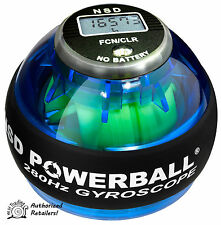NSD Powerball 280Hz Indestructiball Pro - PB688C-B Power Ball Gyro Pro