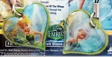Disney Secret of the Wings Zipper Pull Movie Promotion Tinkerbell Periwinkle New