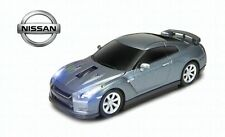 Nissan GT-R GTR Wireless Car Mouse (Grey) - Officially Licensed