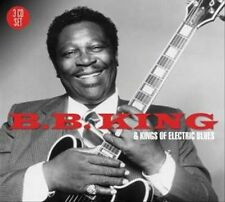 B.B. King & Kings of the Electric Blues New CD