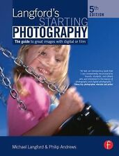Langford's Starting Photography : by LANGSFORD Brand New List Price  $24.95