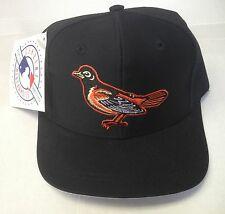 NWT MLB Baltimore Orioles Twins Vintage Toddlers Snapback Black Cap Hat NEW!