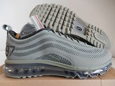 "NIKE AIR MAX 97 2013 QS CLASSIC OLIVE-BLACK SZ 11 ""TRACK AND FIELD"" [582918-300]"