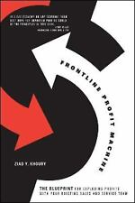 Frontline Profit Machine: The Khoury Blueprint for Exploding Profits at the Poin