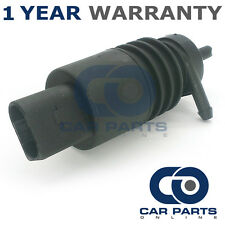 FOR ROVER 75 (2000-2005) FRONT SINGLE OUTLET WINDSCREEN WASHER PUMP