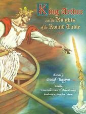 King Arthur and the Knights of the Round Table Little Golden Book
