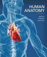 Human Anatomy (8th eighth edition) by Timmons, Tallitsch and Martini (FULL PDF)