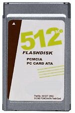 512MB PCMCIA ATA Flash Card (p/n ATA-512MB-MT)