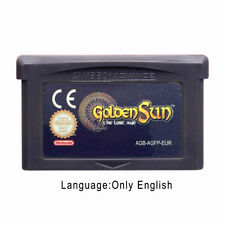 GBA GOLDEN SUN THE LOST AGE EURO VERSION GAME BOY ADVANCE