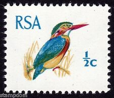 SOUTH AFRICA 1/2c Kingfisher 1v MNH @E1931