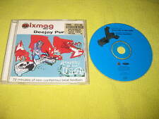 Anarchy In The USA Mixmag Live CD Album Deejay Punk-Roc Dance Big Beat