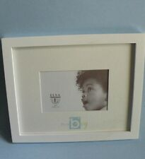 White Tabletop PICTURE FRAME, It' A Boy Frame, 4x6, Photo Frames, FRAMES