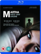 MARTHA MARCY MAY MARLENE****BLU-RAY****REGION B****NEW & SEALED