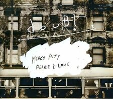 Mercy, Pity, Peace & Love [Digipak] * by douBt (CD, Nov-2012, MoonJune Records)