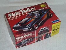 NIB MPC Corvette Sting Ray Night Stalker, 1/25 Model Kit, #6361, Unassembled