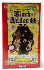 Blackadder - Blackadder II - Series 2 (VHS/H, 1996) Unforgettable Good Condition