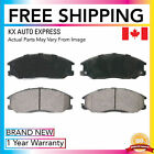 FRONT & REAR CERAMIC BRAKE PADS KIA SORENTO 2003 2004 2005 2006 2007 2008 2009