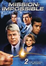 Mission Impossible Complete Second TV Season 2 Two DVD Set Series Show Episodes