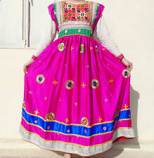 Kuchi afghan banjara tribal boho hippie style brand new robe ethnique ND-195