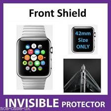 Apple Watch iWatch 42mm SIZE Invisible Front Screen Protector Military Shield