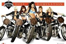 PUSSYCAT DOLLS POSTER DOLL DOMINATION