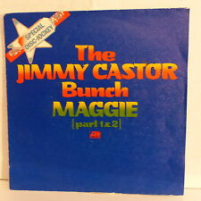 THE JIMMY CASTOR BUNCH Maggie 10452
