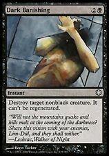 *MRM* FR  obscur bannissement - dark banishing MTG Ice age