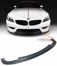 3D Style Carbon Fiber Frot Lip Spoiler For BMW E89 Z4 M-TECH M-SPORT B380