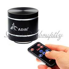 ADIN 360° Vibration Speaker Resonance Portable Remote 80Hz-18KHz Music Card