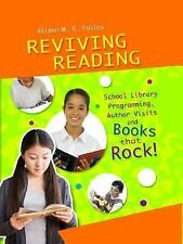 Reviving Reading: School Library Programming, Author Visits and Books -ExLibrary