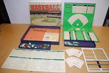 Baseball Strategy Game Avalon Hill 514 Original Box Cards Vintage 1962