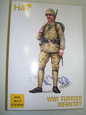 HaT 8070 - WWI Turkish Infantry                 1:72 Figures-Wargaming Kit Model