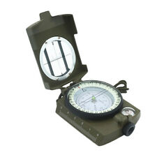 USA Professional Pocket Military Army Geology Compass for Outdoor Hiking Camping