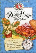 Gooseberry Rush Hour Recipes, New in Sealed Plastic!