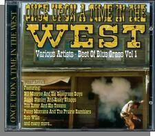 Once Upon a Time in The West: Best of Bluegrass Vol 1 - New 15 Song V/A CD!