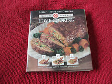 BETTER HOMES AND GARDENS PICTURE PERFECT HOME COOKING COOKBOOK HC 1994 GOOD