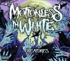 MOTIONLESS IN WHITE--Creatures--CD