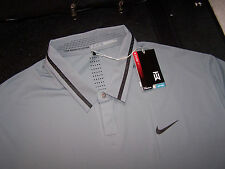 NIKE TIGER WOODS COLLECTION - TW ULTRA POLO 3.0 - 2XL - TAGS - STYLE # 619757