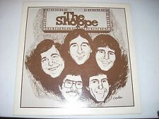 The SHOPPE Now Appearing LP Folk/Country NM Private Label Rainbow Dallas
