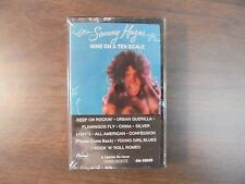 "NEW SEALED ""Sammy Hagar"" Nine On A Ten Scale      Cassette Tape (G)"