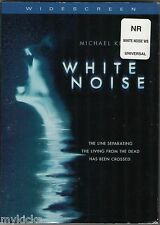 DVD - WHITE NOISE - MICHAEL KEATON - 2005 - HORROR