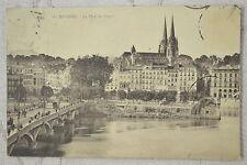 """CPA """" BAYONNE - Le Pont St Esprit"""