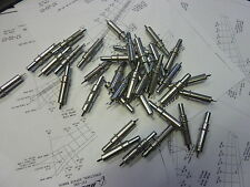 100 cleco sheet metal aviation aircraft body panels clamps snap on skin pins 2.4